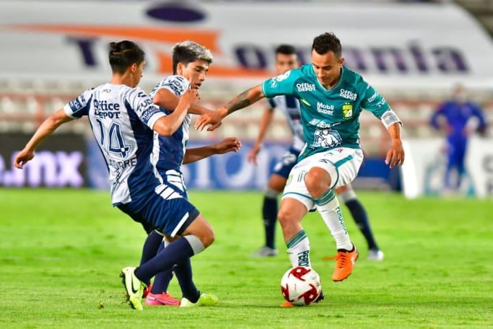 Luis Montes - Soccer Player, Kevin Alvarez, Erick Aguirre