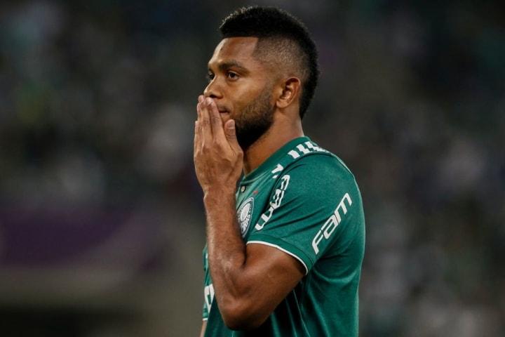 Miguel Borja Palmeiras Grêmio Mercado Empréstimo
