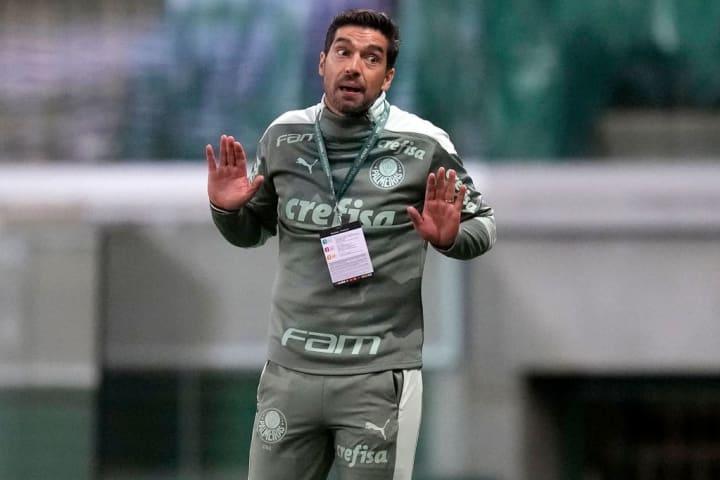 Abel Ferreira Técnico Palmeiras Pressão Corinthians Dérbi Campeonato Brasileiro