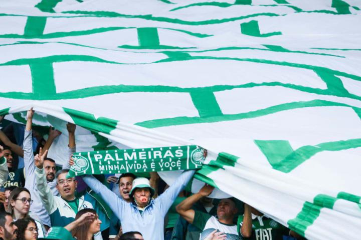 Palmeiras Torcida Volta Público São Paulo