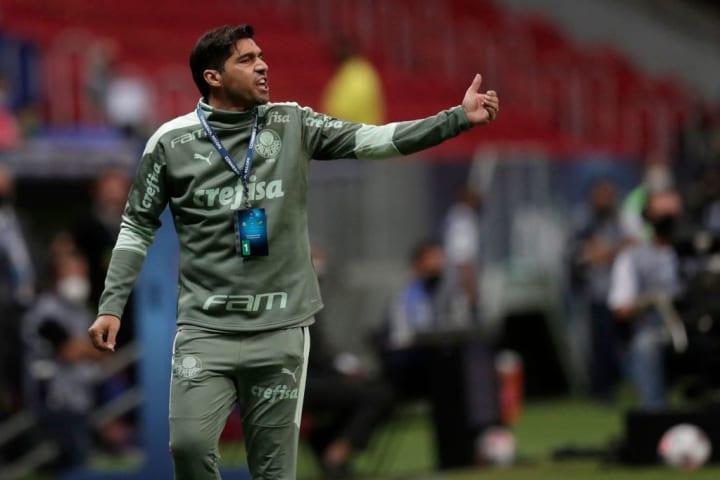 Abel Ferreira Estabilidade emocional Palmeiras Libertadores Estreia Arbitragem