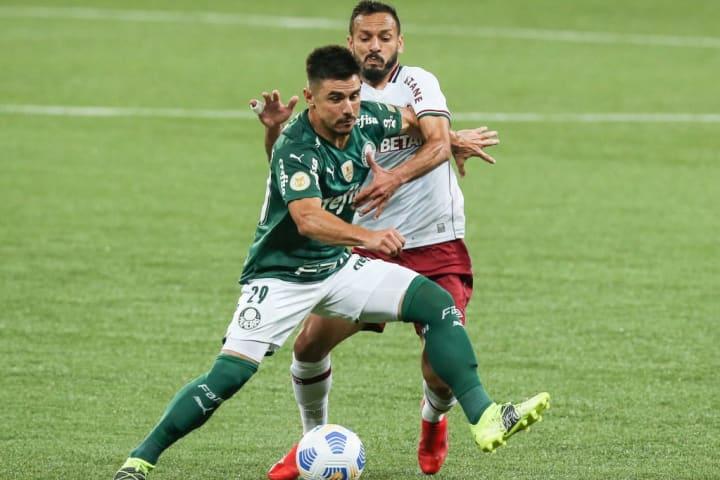 Willian Palmeiras Fluminense