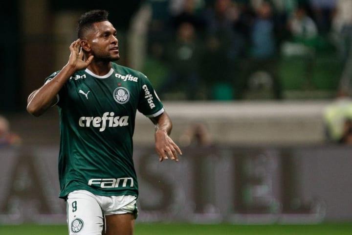Miguel Borja Junior Barranquilla Palmeiras Boca Juniors Mercado