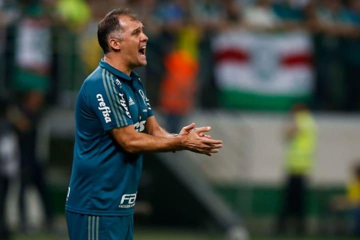 Eduardo Baptista Palmeiras Treinador Carreira