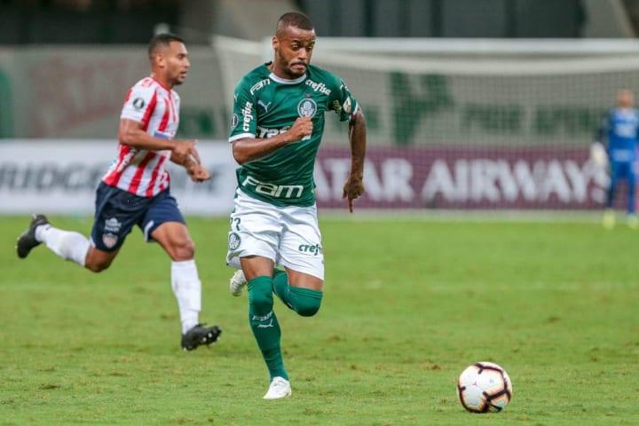 Felipe Pires Palmeiras Crefisa Contratação