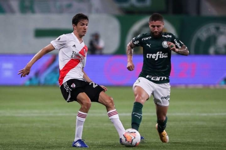 Nacho Fernández River Plate Atlético-MG Reforço Contrato Galo