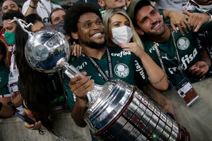 Luiz Adriano Palmeiras Ranking Libertadores Favoritismo