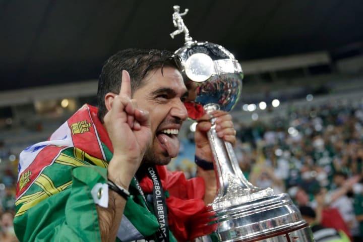 Abel Ferreira Palmeiras Libertadores Sorteio Grupos Campeão