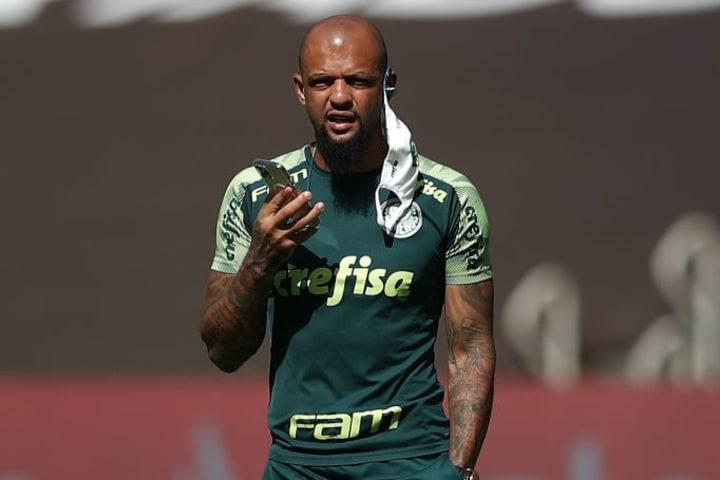 Felipe Melo Palmeiras Boca Juniors Sonho Bombonera