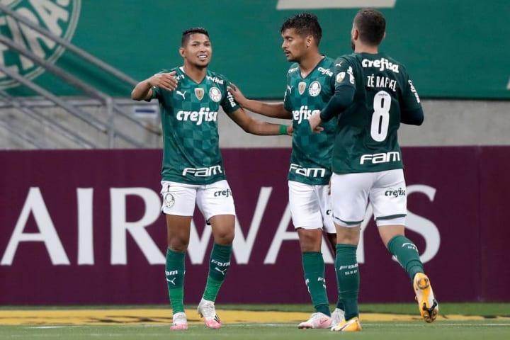 Rony Palmeiras Flamengo Brasileirão Estreia