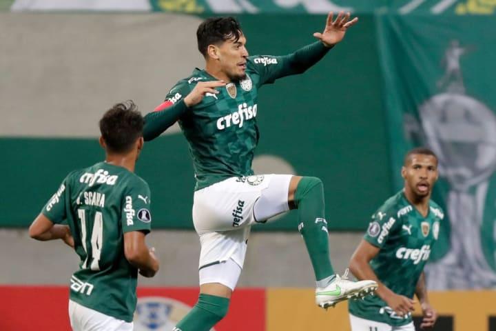 Gustavo Gómez Zagueiro Palmeiras Estrangeiro Futebol brasileiro
