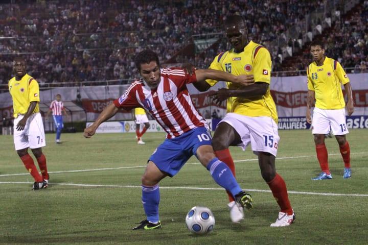 Cristian Zapata, Salvador Cabanas