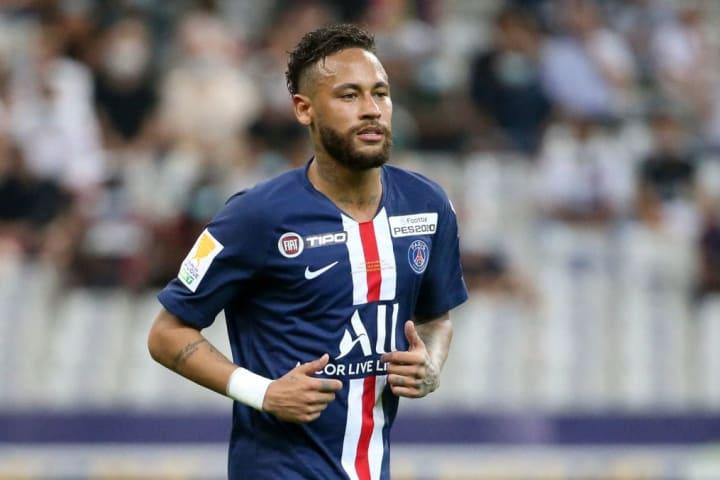 Paris Saint Germain  V Olympique Lyonnais - French League Cup Final