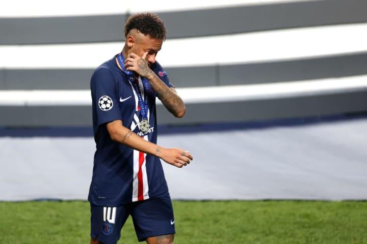 Neymar & PSG were beaten Champions League finalists in 2020