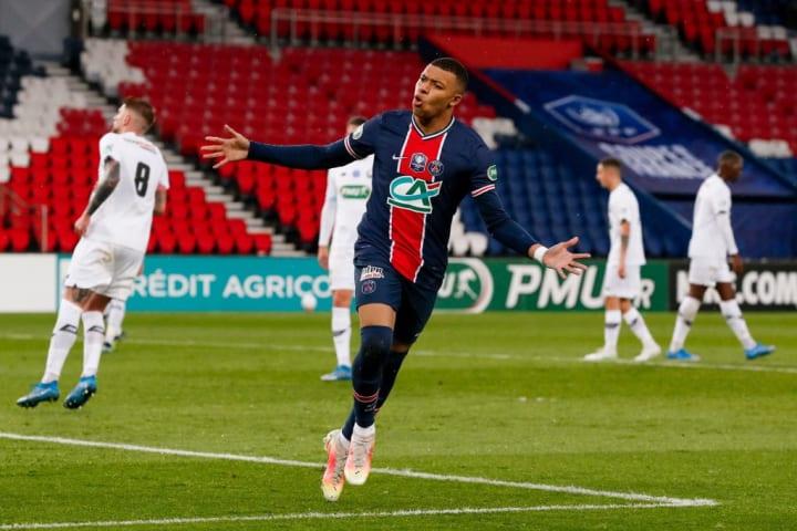 Kylian Mbappé PSG Real Madrid Reforço Florentino Pérez Eleição
