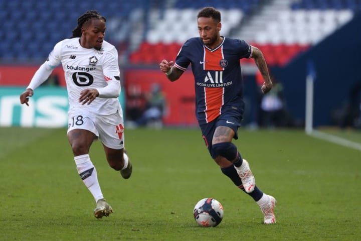 Neymar Jr, Renato Sanches