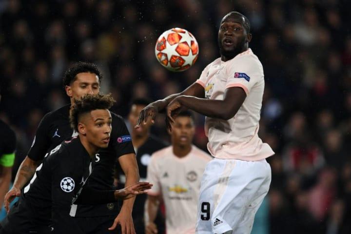 Romelu Lukaku Gol fora Uefa Champions League
