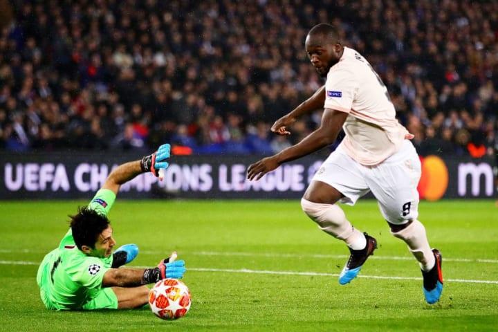 Buffon's fumble allowed Romelu Lukaku to capitalise and give Man Utd the victory