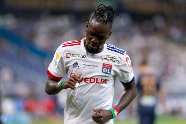 Traore has opened the door for an exit
