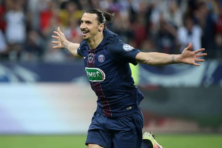 Ibrahimovic, estrella del PSG