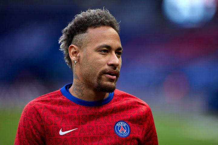 Neymar PSG Campeonato Francês Decisão