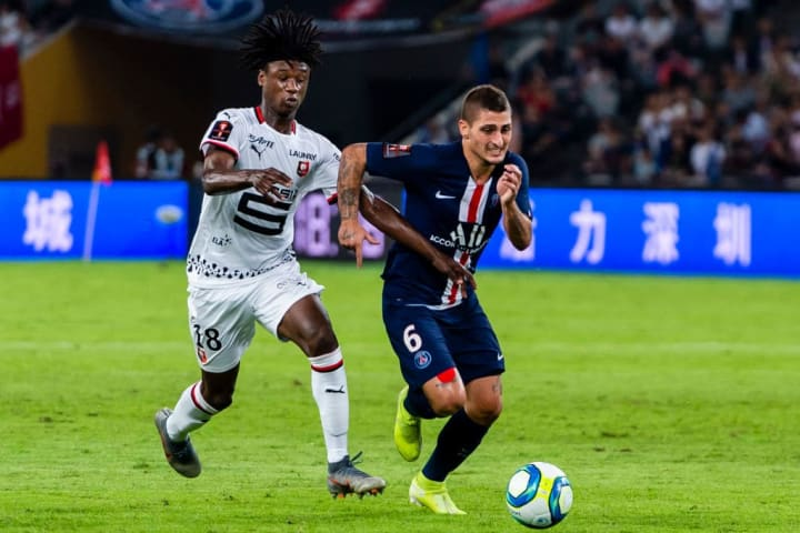 Camavinga has shown that he belongs on the same pitch as the likes of Verratti and Marquinhos