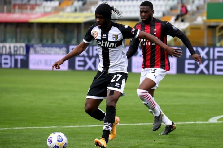 Parma Calcio v AC Milan - Serie A