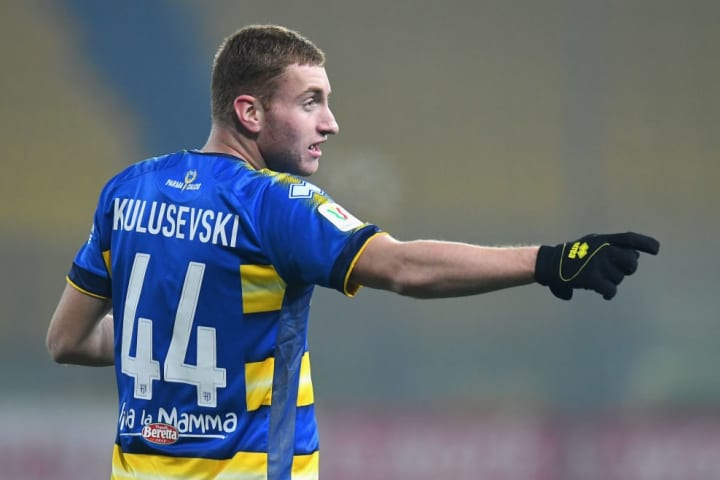 Dejan Kulusevski has been one of Serie A's top performers this season