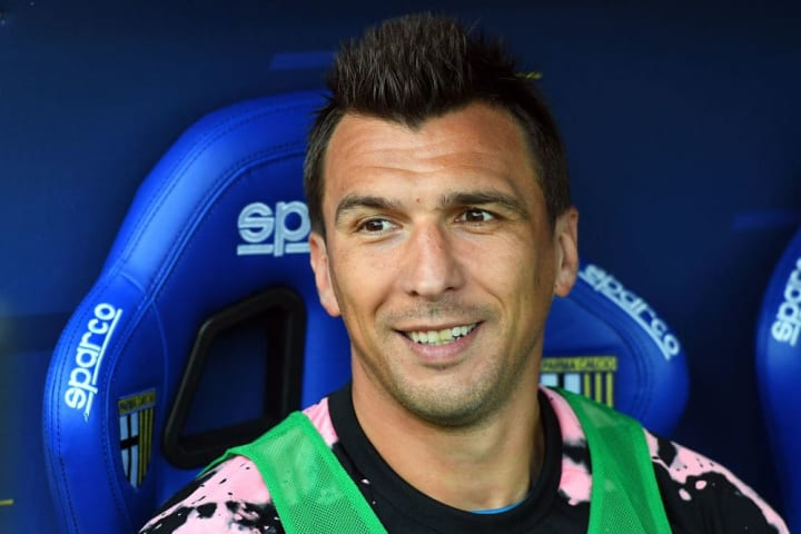 Mario Mandzukic has signed for Milan