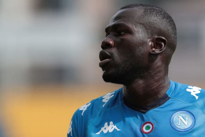 Napoli want £70m for their prized asset