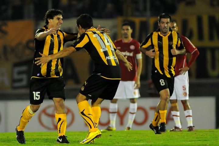 Penarol Internacional Libertadores