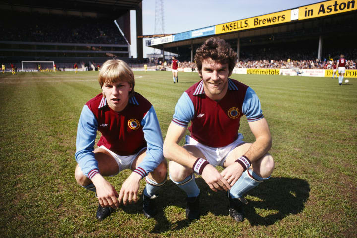 Gary Shaw, Peter Withe