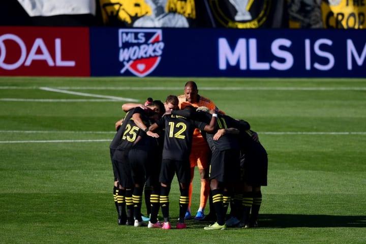 Philadelphia Union v Columbus Crew SC