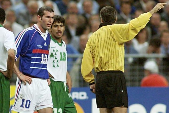 Zinedine Zidane, Arturo P. Brizio Carter