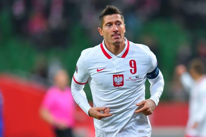 Robert Lewandowski Polônia Eurocopa Artilheiro