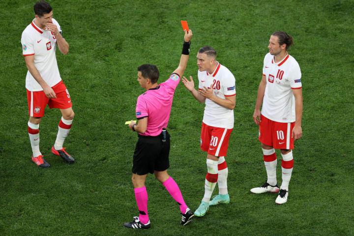 Grzegorz Krychowiak, Ovidiu Hategan, Piotr Zielinski
