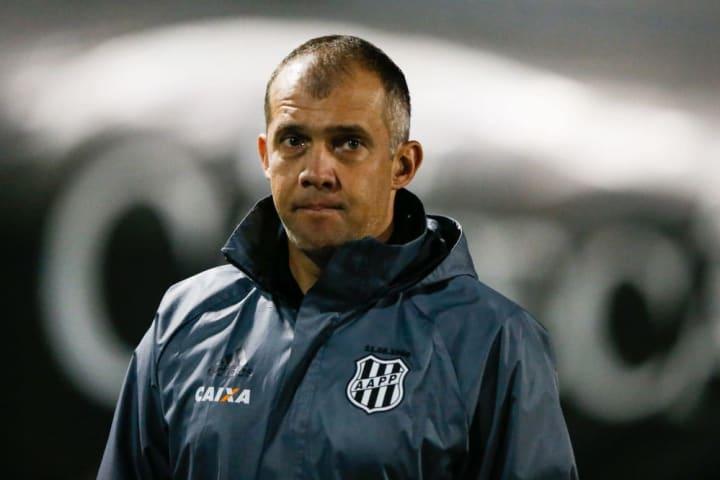 Eduardo Baptista Treinador Chapecoense Demissão Jair Ventura