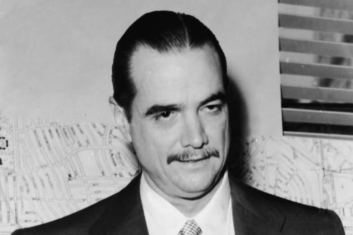 Portrait Of Howard Hughes