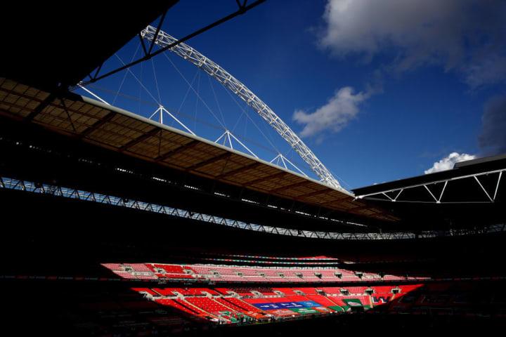 Portsmouth v Salford City - EFL Trophy Final 2020