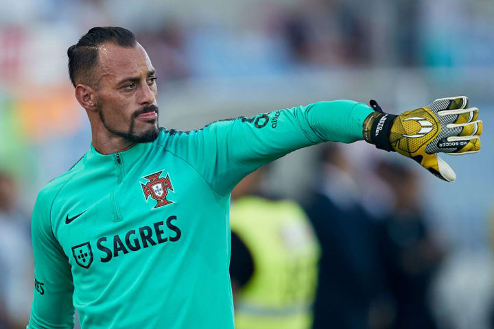 Portuguese goalkeeper Beto played an important role their journey to the final.