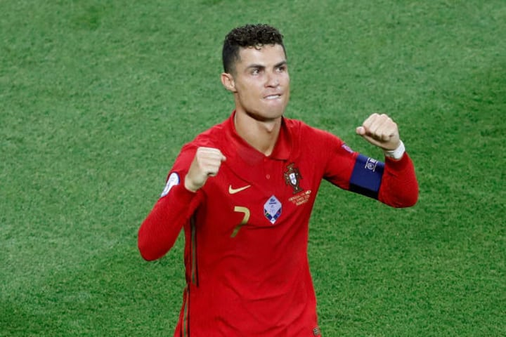 Cristiano Ronaldo will be looking to notch his 110th Portugal goal on Sunday