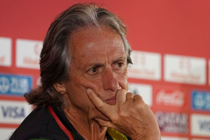 Jorge Jesus Flamengo Renato Gaúcho Política Futebol Atletas