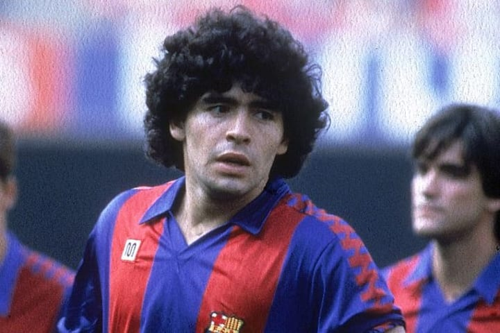 Primera Division - Barcelona