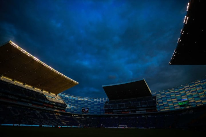Puebla v Atletico San Luis - Torneo Apertura 2021 Liga MX