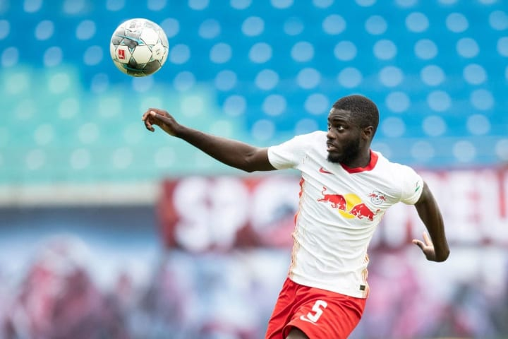 Dayot Upamecano is subject to significant Premier League interest