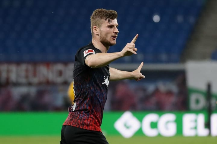 Timo Werner was sold for a tidy profit in the summer