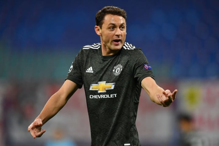 Nemanja Matic is a strict enforcer of the rules