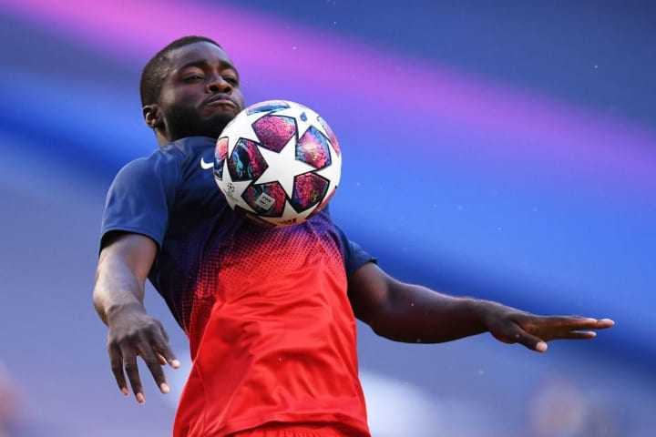It won't be the last time Dayot Upamecano makes the France squad