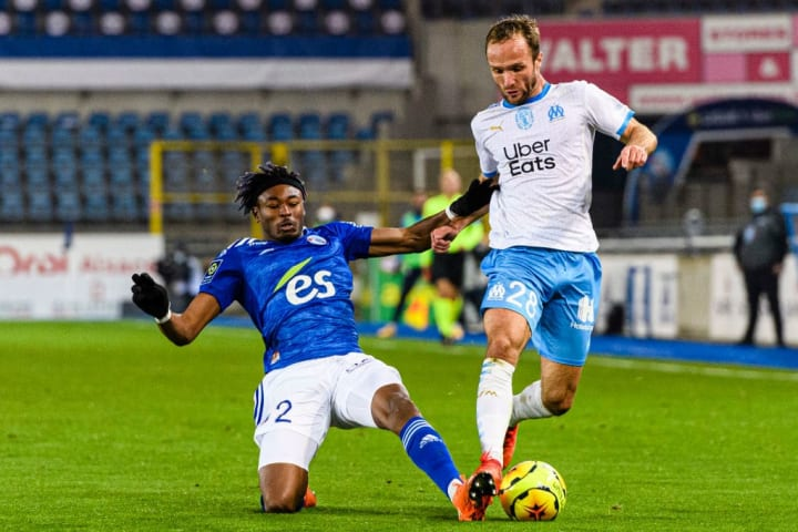 Mohamed Simakan was once voted Strasbourg's Player of the Month three out of four months