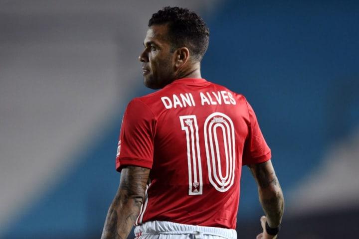 Daniel Alves São Paulo Olimpíadas Convocação Seleção Brasileira